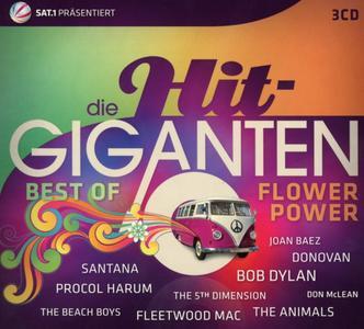 VA - Die Hit-Giganten Best Of Flower Power (2017) FLAC