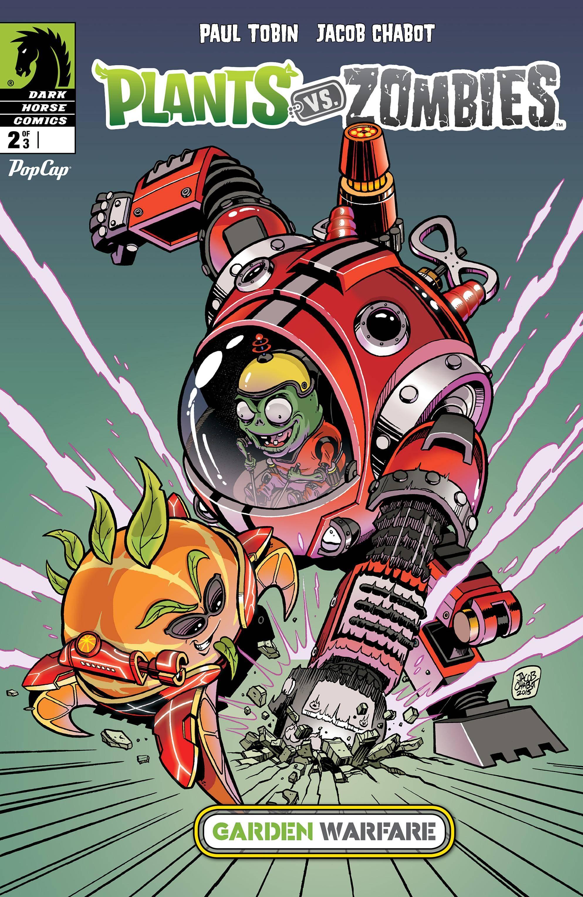 Plants vs  Zombies - Garden Warfare 02 of 03 2015 digital Son of Ultron-Empire