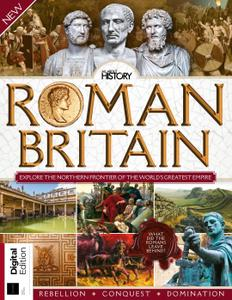 All About History: Book of Roman Britain – May 2019