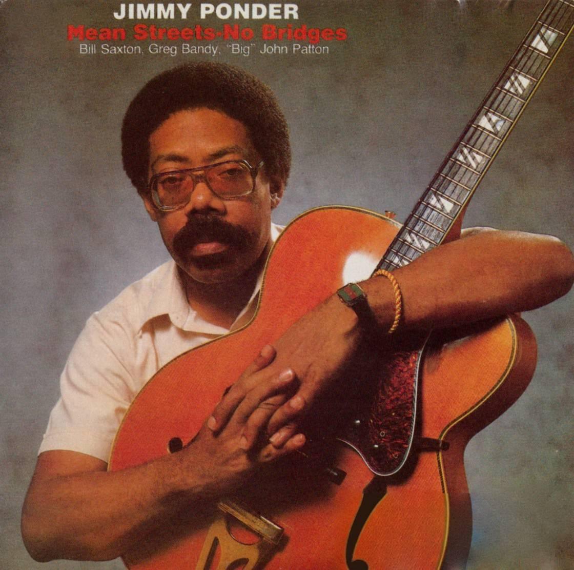 Jimmy Ponder - Mean Streets-No Bridges (1987) {Muse MCD5324}
