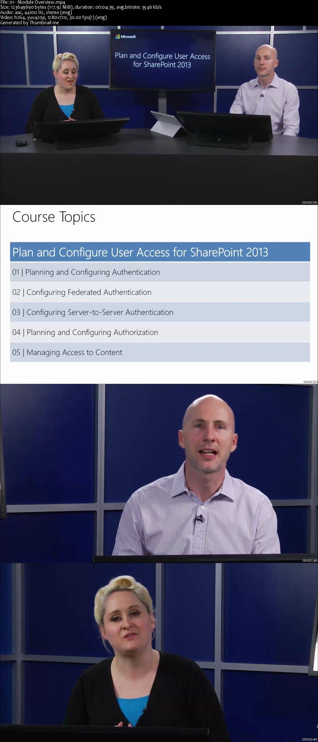 Plan and Configure User Access for SharePoint 2013