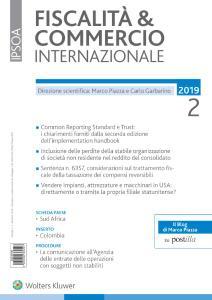 Fiscalità & Commercio Internazionale - Febbraio 2019