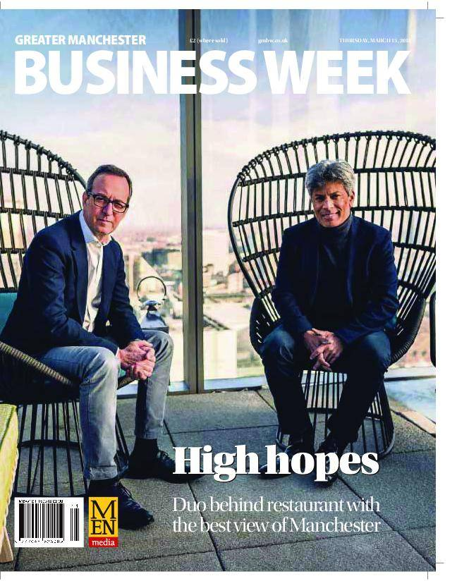 Greater Manchester Business Week – March 15, 2018
