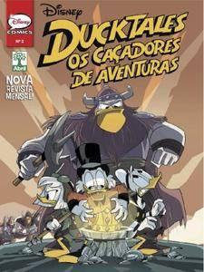 Duck Tales - Brasil - Issue DC-02 - Março 2018