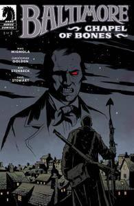 Baltimore - Chapel of Bones 01 of 02 2014 digital