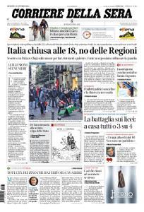 Corriere della Sera – 25 ottobre 2020