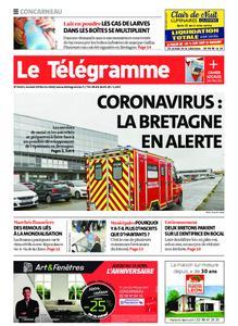 Le Télégramme Concarneau – 29 février 2020