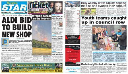 Shropshire Star Shrewsbury Edition – August 17, 2018