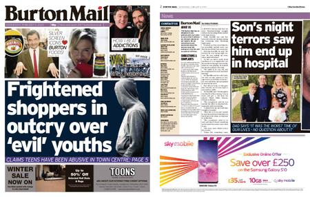Burton Mail – February 05, 2020