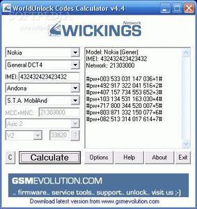 WorldUnlock Calculator v4.4