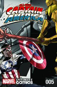 New Captain America - Fear Him Infinite Comic 005 2014  cover digital