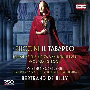 Johan Botha, Wolfgang Koch, Elza van den Heever - Puccini: Il tabarro, SC 85 (2018)
