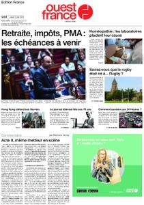Ouest-France Bayeux Caen – 13 juin 2019