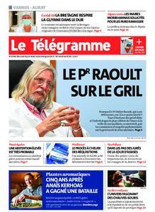 Le Télégramme Auray – 24 juin 2020
