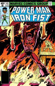 Bronze Age Baby -Power Man  Iron Fist 063 1980 Digital