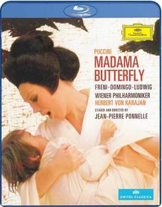Herbert von Karajan, Wiener Philharmoniker - Puccini: Madama Butterfly (2014/1974) [BDRip]