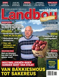 Landbouweekblad - 22 November 2019