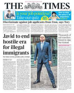The Times - 1 May 2018