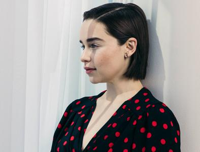 Emilia Clarke by Damon Winter for The New York Times