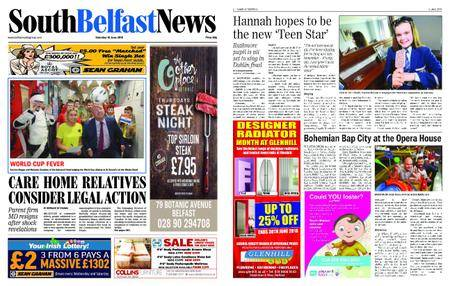 South Belfast News – June 14, 2018