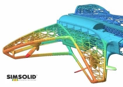 Altair SimSolid 2019.2.0.39