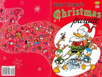 Walt Disney's Christmas Parade (Gemstone) (1-5)/Walt Disney's Christmas Parade 001 (cbz