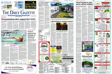 The Daily Gazette – August 23, 2020