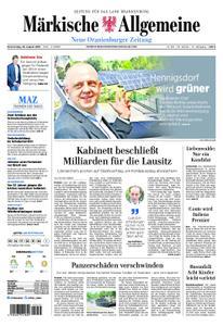 Neue Oranienburger Zeitung - 29. August 2019