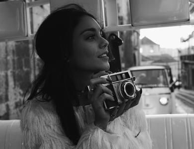 Vanessa Hudgens by Nico Guilis for Find Your California