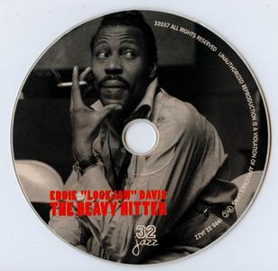Eddie Lockjaw Davis - Heavy Hitter (1979) {32 Jazz 32057 rel 1998}