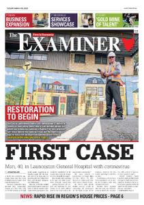 The Examiner - March 3, 2020
