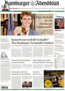 Hamburger Abendblatt - 04 August 2021