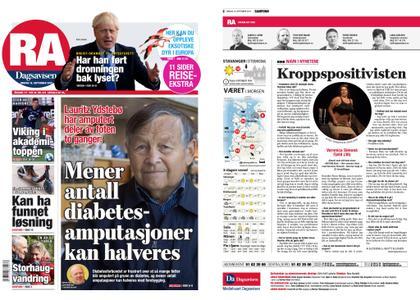 Rogalands Avis – 18. september 2019