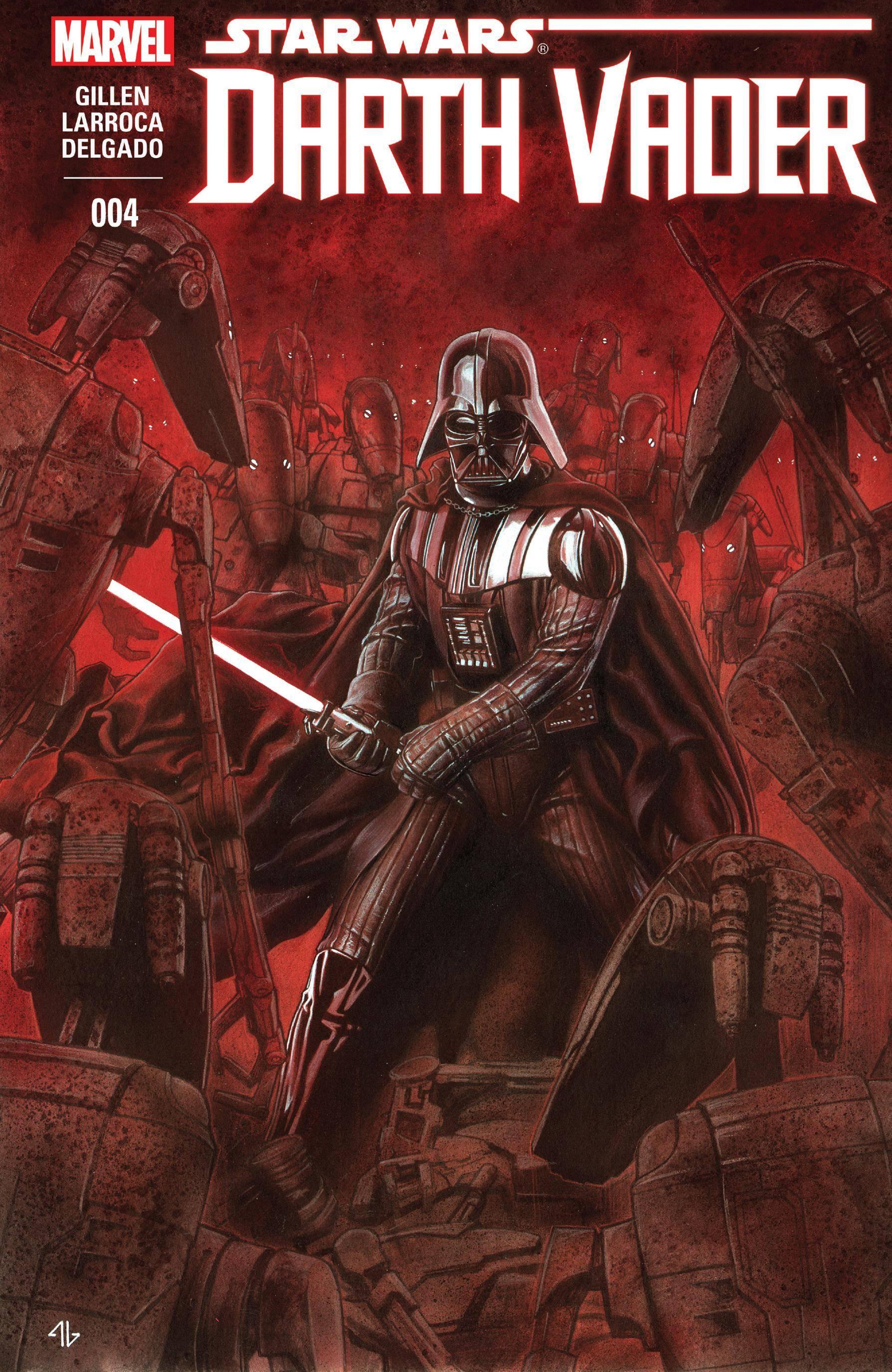 Darth Vader 004 2015 Digital