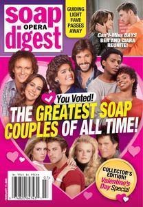 Soap Opera Digest - February 17, 2020