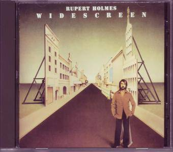 Rupert Holmes - Widescreen (1974) [1995, Remastered with Bonus Tracks]