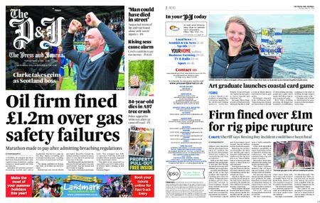 The Press and Journal Moray – May 21, 2019
