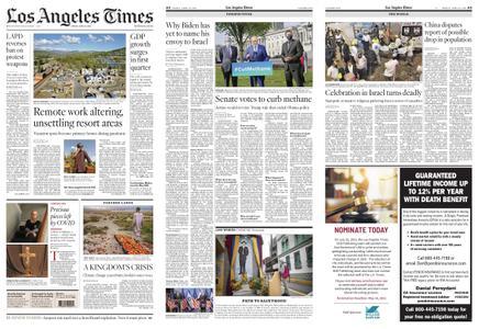 Los Angeles Times – April 30, 2021
