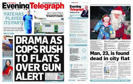 Evening Telegraph First Edition – November 29, 2018