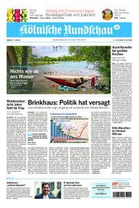 Kölnische Rundschau Wipperfürth/Lindlar – 27. Juni 2020