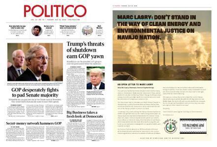 Politico – July 31, 2018