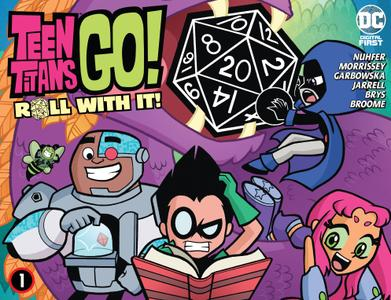 Teen Titans Go! Roll With It! 001 2020 digital Son of Ultron