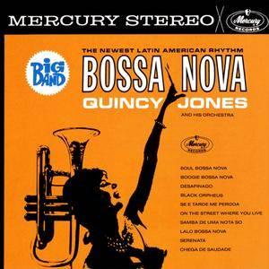 Quincy Jones and His Band - Big Band Bossa Nova (1962/2014) [Official Digital Download 24 bit/192 kHz]