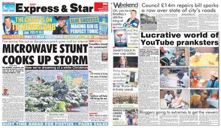 Express and Star City Edition – December 09, 2017
