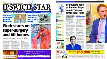 Ipswich Star – February 26, 2019
