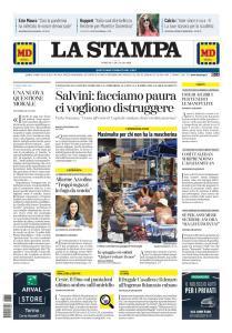 La Stampa Imperia e Sanremo - 26 Luglio 2020