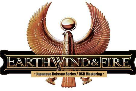 Earth, Wind & Fire - Japanese Reissue Series '2004 (1973-1983/93/96) [Features DSD Mastering] Combined RE-UP