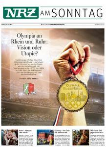 NRZ Neue Rhein Zeitung Sonntagsausgabe - 16. Juni 2019