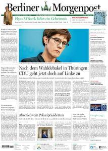 Berliner Morgenpost – 29. Oktober 2019