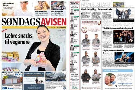 Søndagsavisen Sydsjælland – 21. marts 2019